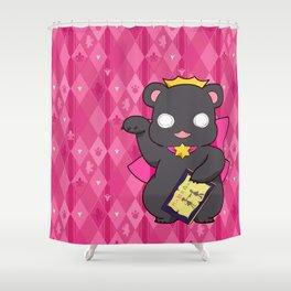 Lily Bear Ginko Shower Curtain