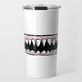 Teeth. Travel Mug