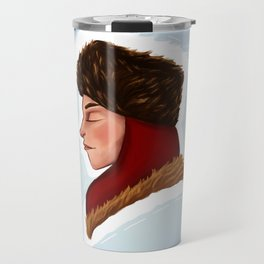 Russian Hijabi Travel Mug