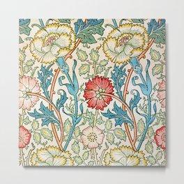 Chantilly Floral   Metal Print