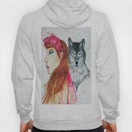She Wolf Hoody