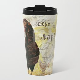 Happy Hens Travel Mug