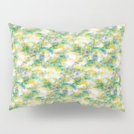 Canopy (green) Pillow Sham