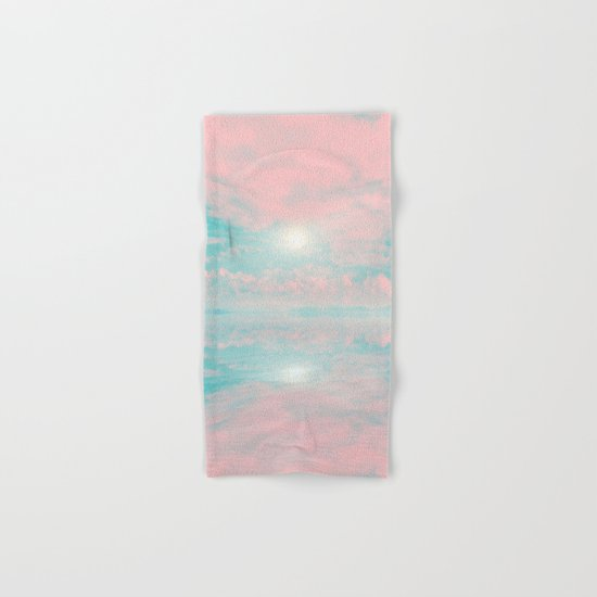 Out to Sea III Hand & Bath Towel
