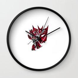 Transformers Air Guitar'n Con Wall Clock