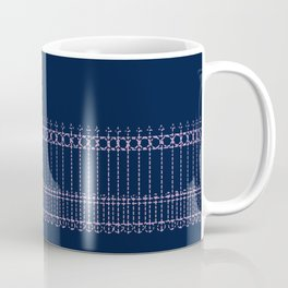 stitched gate Coffee Mug