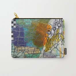Civilization is Chaos Carry-All Pouch
