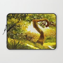 Mind's Eye - Light Laptop Sleeve