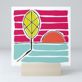 The Rise #1 Mini Art Print