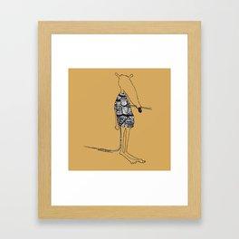 Sorkson Framed Art Print