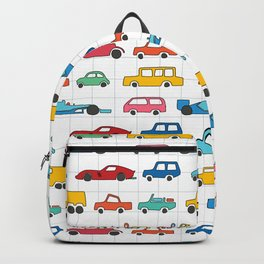 Cars for all Backpack