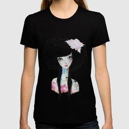 Oriental Doll T-shirt