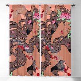 ANNIE NOUVEAU Blackout Curtain