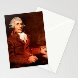 Franz Joseph Haydn (1732-1809) by John Hoppner in 1791 Stationery Cards