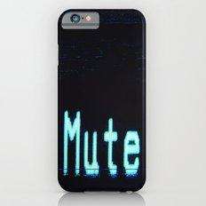mutesort iPhone 6s Slim Case