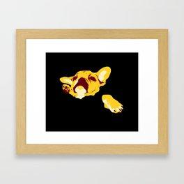 Koji Kinney Framed Art Print