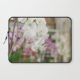 The Orchid Shop in Paris Laptop Sleeve