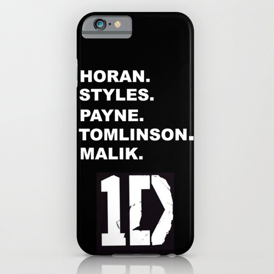 One Direction iPhone & iPod Case