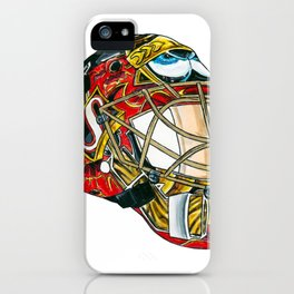 Lalime - Mask iPhone Case