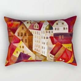 DoroT No. 0004 Rectangular Pillow