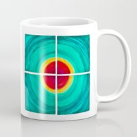 uncharted Mugs featuring Infinite Love by Basma Gallery