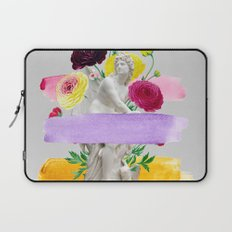 The Witch in the Museum Laptop Sleeve