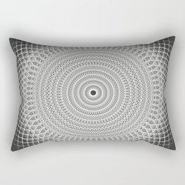 Tangents 2 Rectangular Pillow