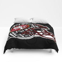 Tribal Style 49ers Comforters