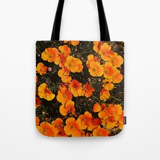 More Poppies Tote Bag