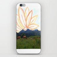 switzerland iPhone & iPod Skins featuring Switzerland by Anna Bergland