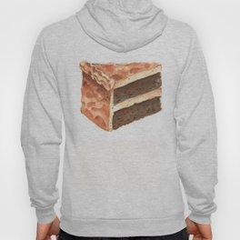 Chocolate Cake Slice Hoody
