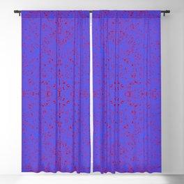 rpb swirls, symmetry Blackout Curtain