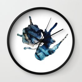 Ocean of dreams Wall Clock
