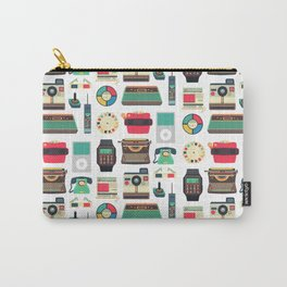 RETRO TECHNOLOGY 2.0 Carry-All Pouch