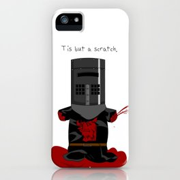 Black Knight. Monty Python  iPhone Case