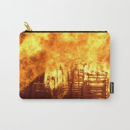 Burning Down the House Carry-All Pouch