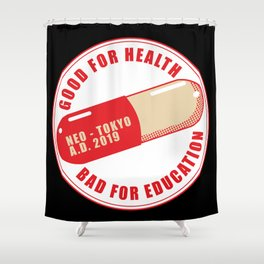 Good Medecine Shower Curtain
