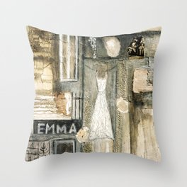 Nostalgie Throw Pillow