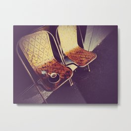You and I // Surry Hills Sydney NSW Australia Metal Print