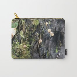 Trail of Puffballs Carry-All Pouch