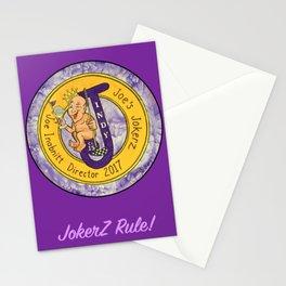 Joe' Jokerz Stationery Cards