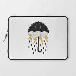 Umbrealla Storm Laptop Sleeve