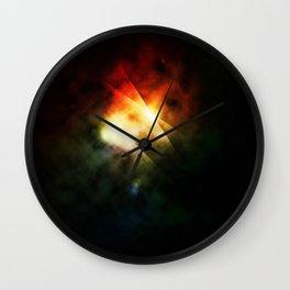 Dimensional Wall Clock