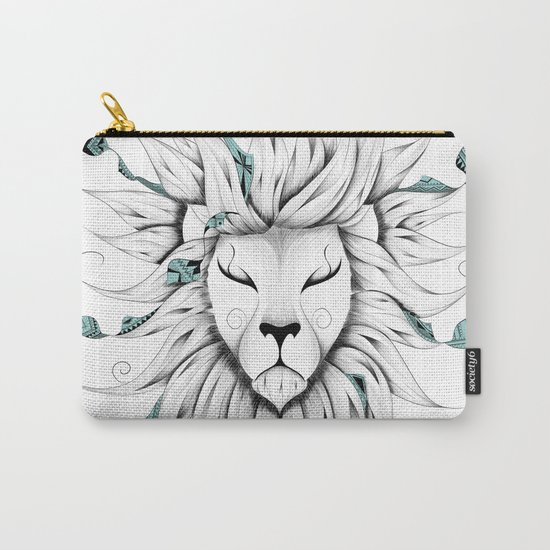 Poetic King Carry-All Pouch