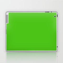 Solid Granny Green Apple Color Laptop & iPad Skin