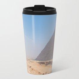 Pyramids of Giza Egypt Cairo Travel Mug
