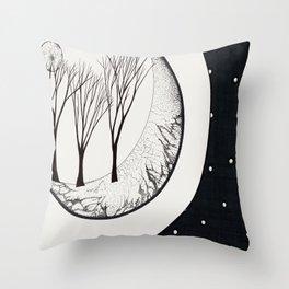 DK-111 (2015) Throw Pillow