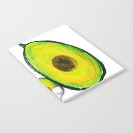 Baby Avocado we Love You Notebook