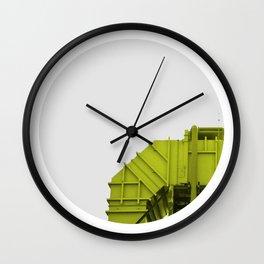Air intake  Wall Clock
