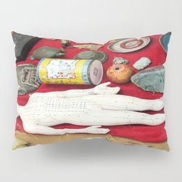 Beijing Flea Market Finds Pillow Sham